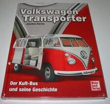 Bildband Volkswagen Transporter Bulli Bus Samba T1 T 1 T2 T 2 T3 T 3 NEU!