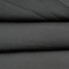 """Indian Cotton Modal Fabric 56"""" Wide Black Crafting Material By 1 Yd FBC7359H"""