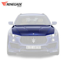 "Bonnet for Maserati Levante 2017 2018 2019 673005571 ""Renegade"""