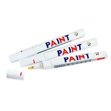 1/2/3PCS Car Waterproof Permanent Paint Marker Pen Tyre Tire Tread Rubber Metal