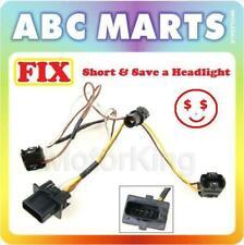 96-00 For Mercedes E55 E300 E320 Headlight Wire Harness Connector Repair B360