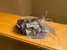 Persnickety Penny Lane ADRIENNE gray headband OS EUC