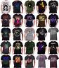 Official Jimi Hendrix T Shirt Purple Haze Are you Experienced logo new mens