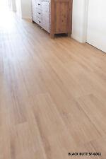 LOOSE LAY BLACK BUTT Vinyl Flooring plank DIY FLOOR PLANKS - NO click glue WPC