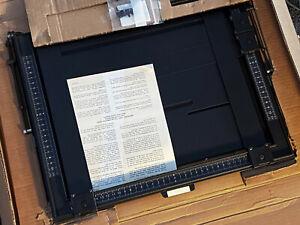 """Beseler 11x14"""" Universal 4-Bladed Enlarging Easel UNUSED IN BOX!"""