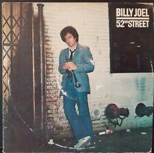 DISQUE 33 TOURS BILLY JOEL 52nd STREET