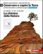 OSSERVARE E CAPIRE LA TERRA, ZANICHELLI COD.9788808190062 LUPIA/PAROTTO