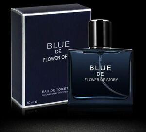 BLUE DE FLOWER  MEN'S PHEROMONE PERFUME TO ATTRACT WOMEN , SEXUALLY STIMULATING