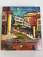 My Perspectives English Language Arts IV, Texas Teacher's Edition [ELA 4]