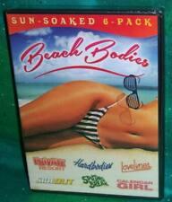 NEW BEACH BODIES SUN SOAKED 6 PACK PRIVATE RESORT HARDBODIES  SPRING BREAK + DVD