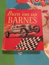 HARDCOVER BURN EM UP BARNES SAALFIELD BIG LITTLE BOOK