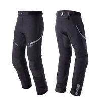 Pantalones de moto Bela Calm Digger textiles negros para montar en motocicleta