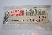 5 nos Yamaha snowmobile lock washers et250 et340 ex440 srx440 92990-05100