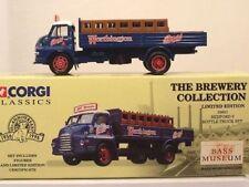 Corgi Classics Bedford Diecast Trucks