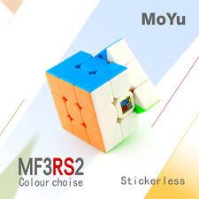 3x3x3 MoYu MF3RS2 Speed Magic Cube Pro Ultra-smooth Rubiks Twist Puzzle Kids Toy
