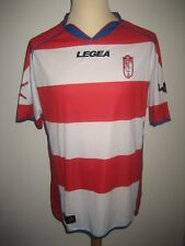 Granada CF home NUMBER 2 Spain football shirt soccer jersey camiseta size L