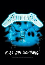 BANDERA METALLICA RIDE THE LIGHTNING 500171#