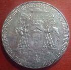 Superbe médaille religieuse Cardinal de Bonnechose (1800-1883) Argent / DUPUIS