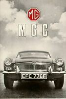 1967 1968 1969 Mgc Official Handbook Maintenance