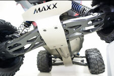 Traxxas X-Maxx XMAXX Stainless Steel Chassis Armor Front & Rear Skid Plate 8S 6s