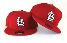 New Era Red St. Louis Cardinals 9Fifty Snapback Hat