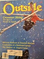 Outside Magazine Crossover Skiing December/January 1982 102717nonrh