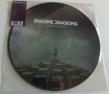 IMAGINE DRAGONS NIGHT VISIONS VINYL LP PICTURE DISC 2014 RSD