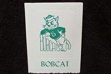 1980 Speake High School Yearbook Danville, Alabama Annual The Bobcat