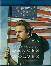 Dances with Wolves (Blu-ray Disc, 2015, 25th Anniversary) NEW Sealed, Free Ship