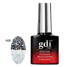 GDI Nails Color Changing Soak off UV LED GEL Nail Polish H28 Majistic Crown