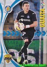 219 GUAITA ESPANA GETAFE.CF CARD MEGACRACKS 2016 PANINI