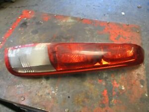 Nissan X-Trail 2005 Rear Drivers Side Light Unit