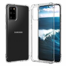 For Samsung Galaxy S20 Case Hard Bumper Shockproof Protective Back Clear Cover