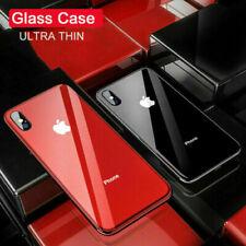 Fundas y carcasas de vidrio templado para teléfonos móviles y PDAs Apple
