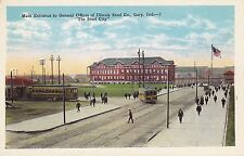 Gary Collectible Indiana Postcards