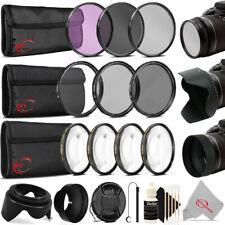 52mm All in 1  Accessory Kit for Nikon D3300 D3200 D3100 D5500 D5300 D5200 D5100