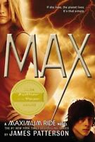 MAX by James Patterson a paperback book novel FREE USA SHIPPING Maximum Ride 5