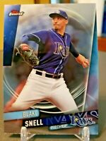 2019 Topps Finest #36 Blake Snell Tampa Bay Rays