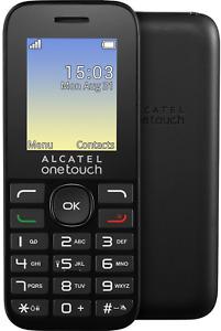 Brand New Alcatel OneTouch 10.16 Single Sim Mobile Phone