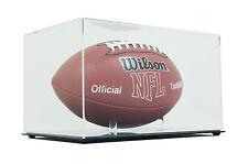 NEW Saf-T-Gard NFL Football  Acrylic Display Case - AD04EC