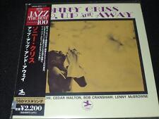 Up Up & Away Sonny Criss  JAPAN LTD MINI LP CD SEALED