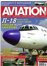 Aviation News 2012 May Lakenheath,IL-18,Phenom,Southwest,Falklands