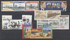 ARUBA JAARGANG 2002 POSTFRIS COMPLEET VOLGENS AFBEELDING