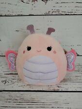 "Squishmallow 5"" MARIBEL BUTTERFLY Plush Stuffed Kellytoy 1694"