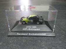 Spielzeugautos Herpa BMW E30 M3 DTM Herpa Sondermodell 89 Neu Verpackt Mc