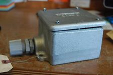 Crouse Hinds, S1002G, Foc-12 Iron 1/2 In Npt Conduit Fitting, D299452, New