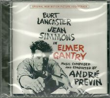 Out of Print - New CD -- ELMER GANTRY - Andre Previn - Lt. Ed 1000 - $40+