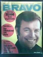 Bravo Nr.: 25 vom 15. Juni 1970  in Schutzhülle