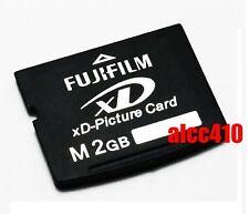 Fujifilm 2GB 2G Type M xD Picture Memory Card Fuji Fujifilm AU