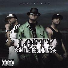 "Lofty ""IN THE BEGINNING"" CD OG 2005 Bay Area ft CELLY CEL/JAY TEE/GEMINI/LEVITTI"